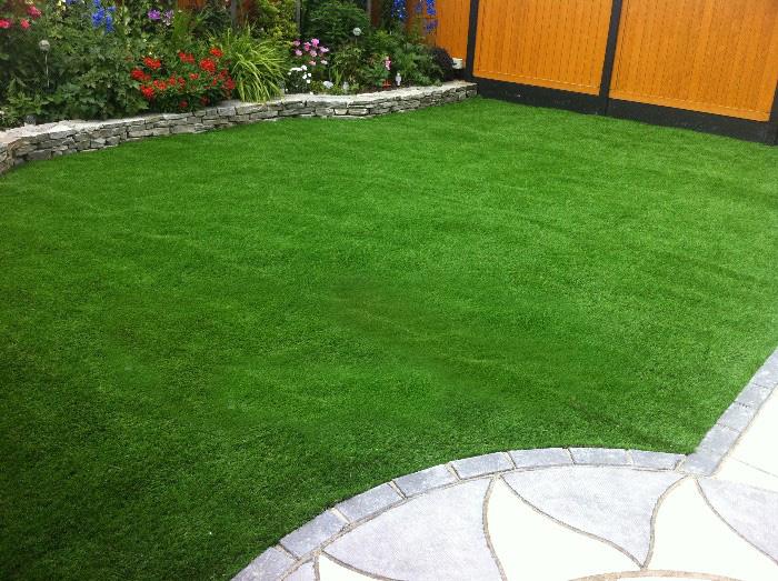 Artificial Grass Garden Lawn