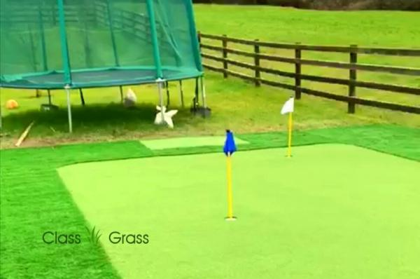 Artificial grass Putting Green Leitrim