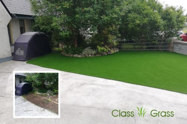 Soft Artificial Turf Lawn-Galway