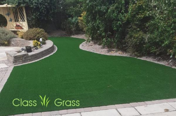 Synthetic turf for Back and Front yard, Louth