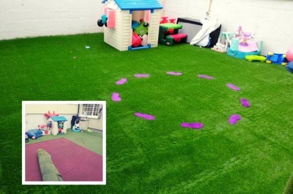 artificial-grass-surface-preschool-monkstown