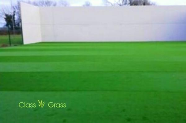 Hurling Wall Installation with Premium Quality Astro Turf