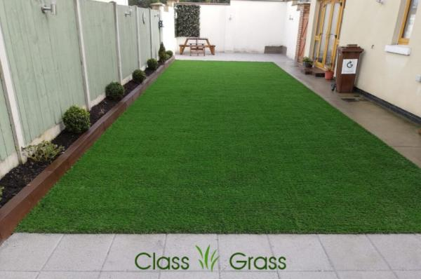 Artificial Grass & Paving in Dublin