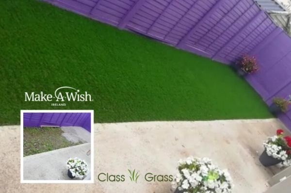 Make A Wish - Sensory Garden for Zara