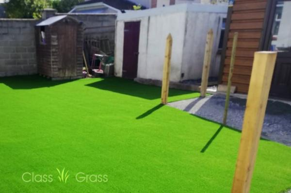 Artificial Grass Installation in Athenry