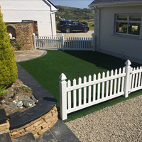 Artificial Grass - Residential Garden Makeover in Co. Donegal